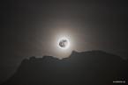 Mond über dem zahmen Kaiser