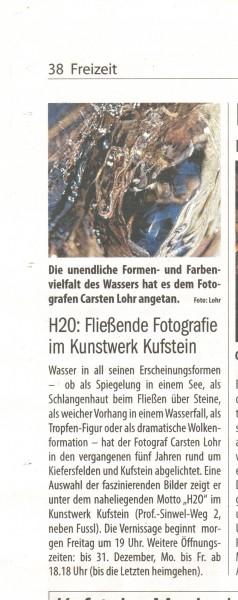 Kufsteinblick vom 04.12.13